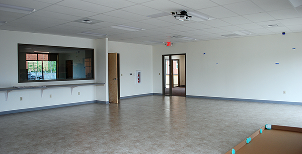 early childhood education classroom
