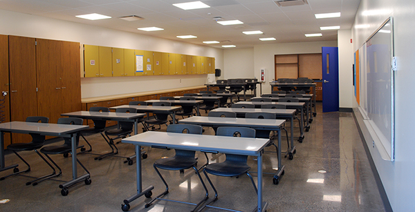 renovated classroom #2