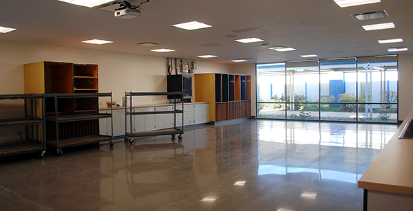 renovated classroom #1