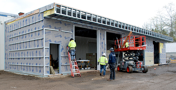 auto tech expansion framing