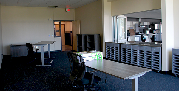 furniture move into dispatch office