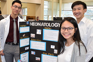 Century Annual Health Science Fair