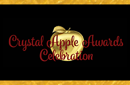 Crystal Apple Award Nominees