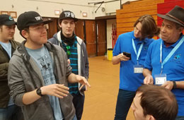 HSD Students Fare Well in Oregon Game Project Challenge