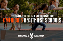 Five Hillsboro Schools Earn National Healthy Schools Award