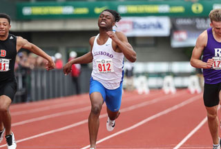 Hilhi Student Wins State Track and Field Title