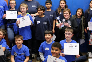 Orenco LEGO Robotics Champs