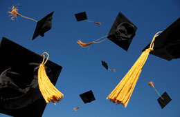 Featured Event: High School Graduations