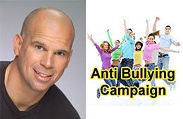 Anti-Bullying Speaker Coming to HSD