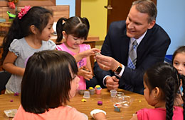Superintendent on Location Video Series: Early Learning and Preschools