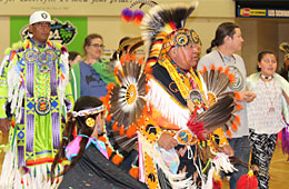 Featured Event: Native American Powwow