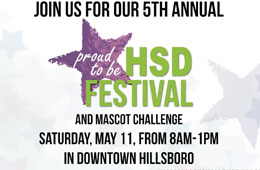 Proud to be HSD Festival