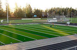 Century Turf Ribbon-Cutting Ceremony