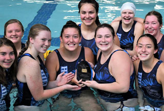 Hilhi 3rd Place State Water Polo Champs