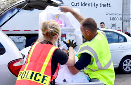 Safe Shredding Event