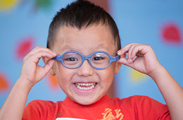 Vision Screenings for Elementary Students