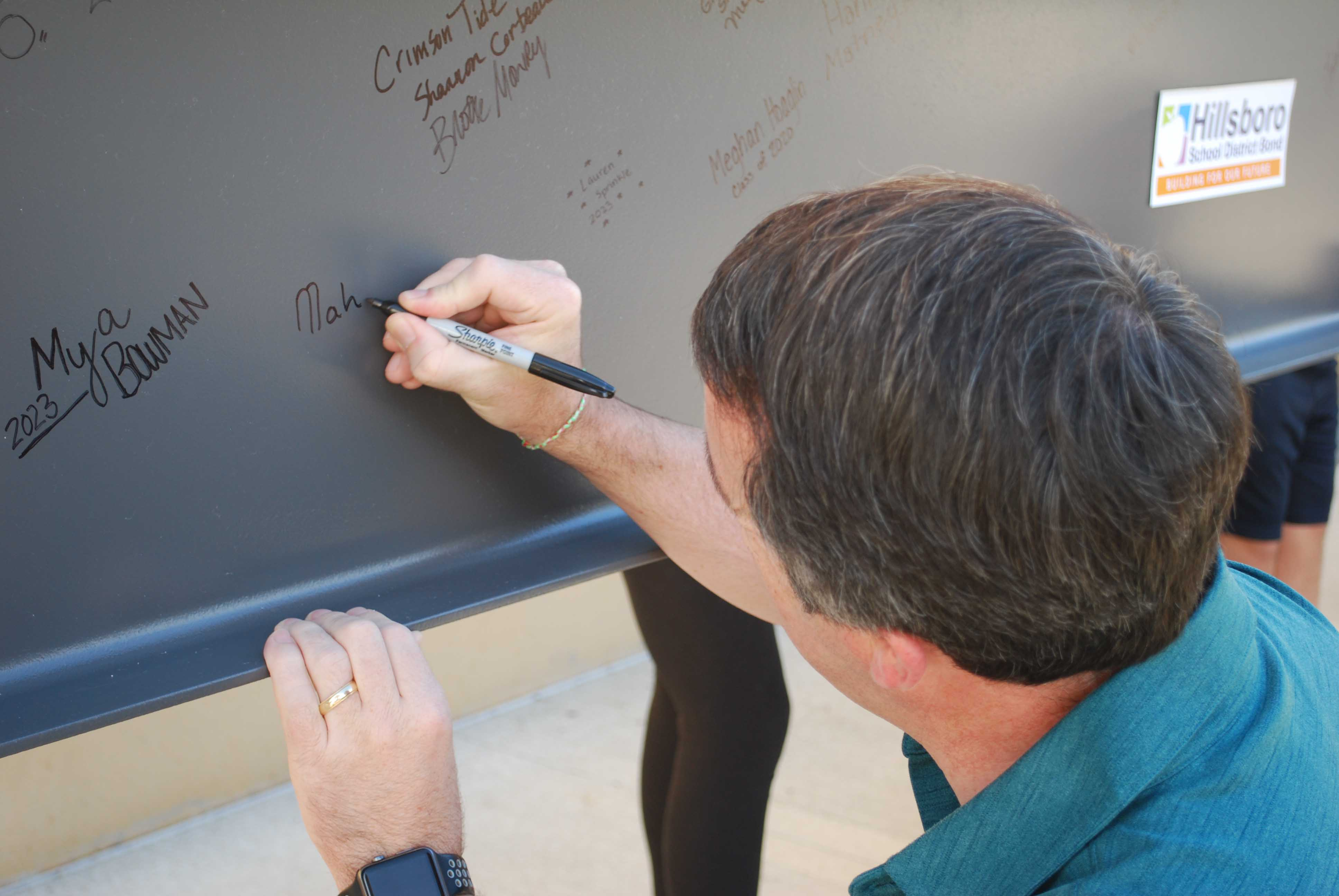 GHS Beam Signing