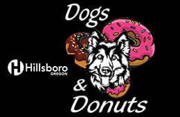 Dogs & Donuts with Hillsboro Police
