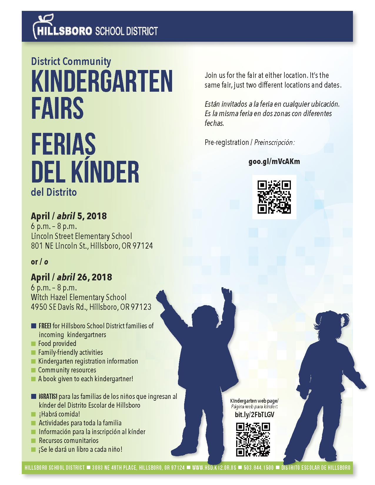 Enrollment Process / Kindergarten Registration