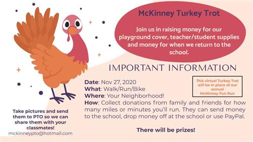 Turkey Trot Information