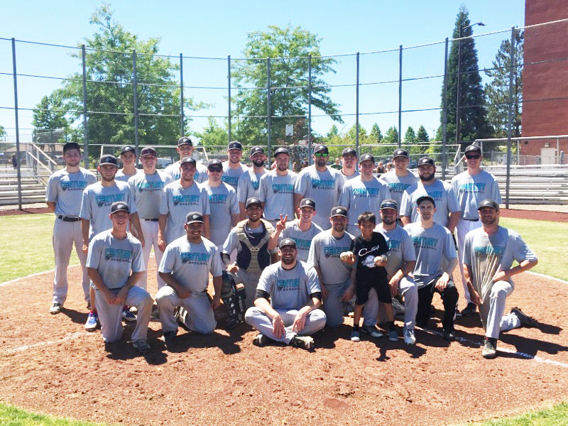Century High School alumni baseball tournament