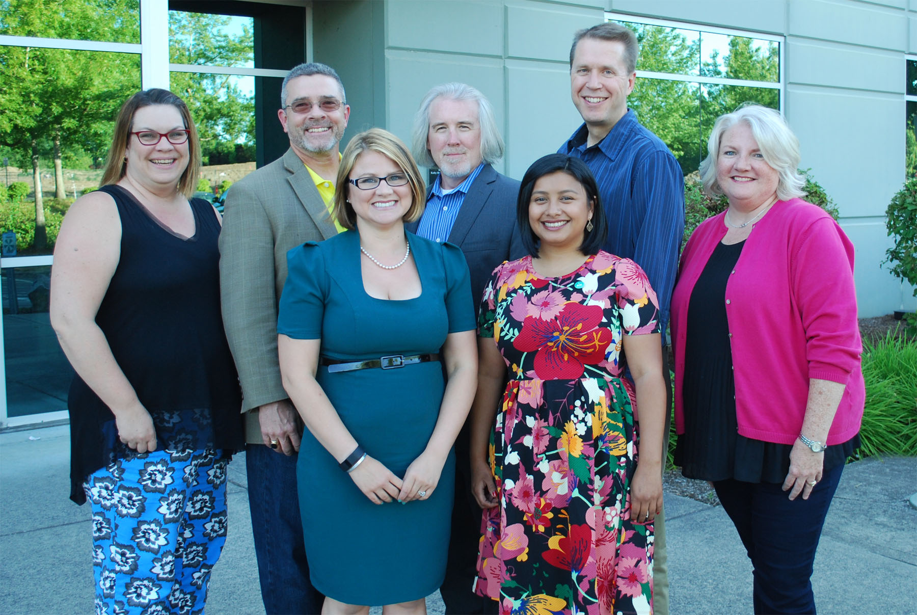 Hillsboro School District Board members July 11 2017