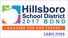 Hillsboro School District 2017 Bond Building For Our Future