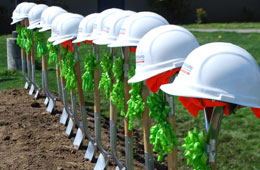 Featured Event: Evergreen Groundbreaking