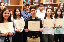 Featured Students: Bilingual Seal Recipients