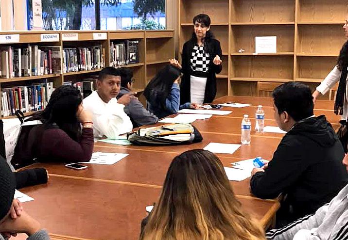 Hilhi Students Explore Careers in Spanish