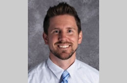 Justin Welch Selected as South Meadows Middle School Principal