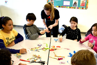 Century Health Students Boost Resilience At Imlay After-School Program