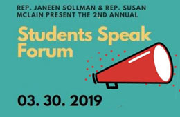 Students Speak Forum