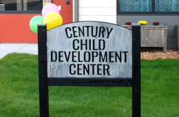 Featured Event: Century Child Development Open House