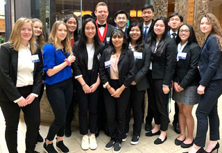 Century Health Science Students Compete in State Leadership Conference