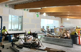 Bond Update: Evergreen Media Center Addition