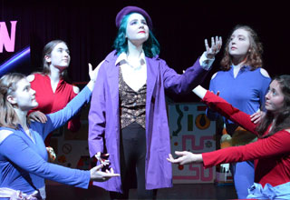 Glencoe Theatre Presents Willy Wonka The Musical