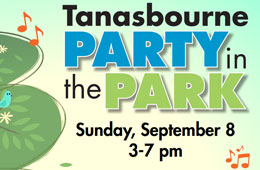 Tanasbourne Party in the Park