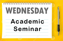 Academic Seminar Begins Wednesday