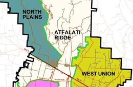 Atfalati Ridge and North Plains Boundary Adjustment Process
