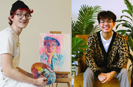 Featured Students: Dylan Mead and Andrei Barret