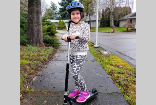 Safe Routes to School Virtual Scavenger Hunt Winner