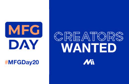 Manufacturing Day and Scholarships Available
