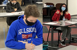Featured Event: PSAT Testing