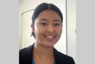 Reja Shakya: Century's Rotary Student of The Month