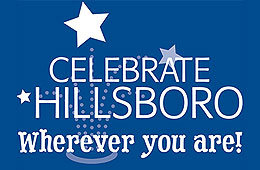 Celebrate Hillsboro Wherever You Are