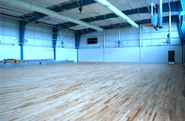 Bond Update: North Plains Gym Nearing Completion