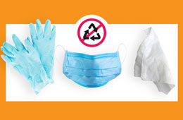 PPE: What to Recycle vs. Throw Away