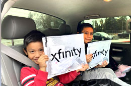 Featured Event: Beaverton Comcast Xfinity Donation